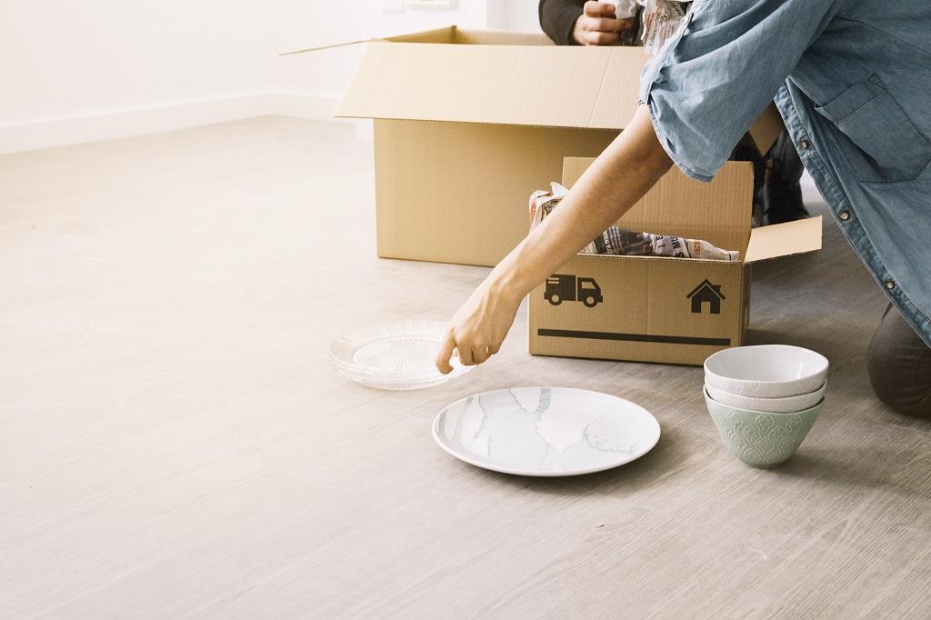 ¿Cómo elegir la mejor caja de cartón para una mudanza?