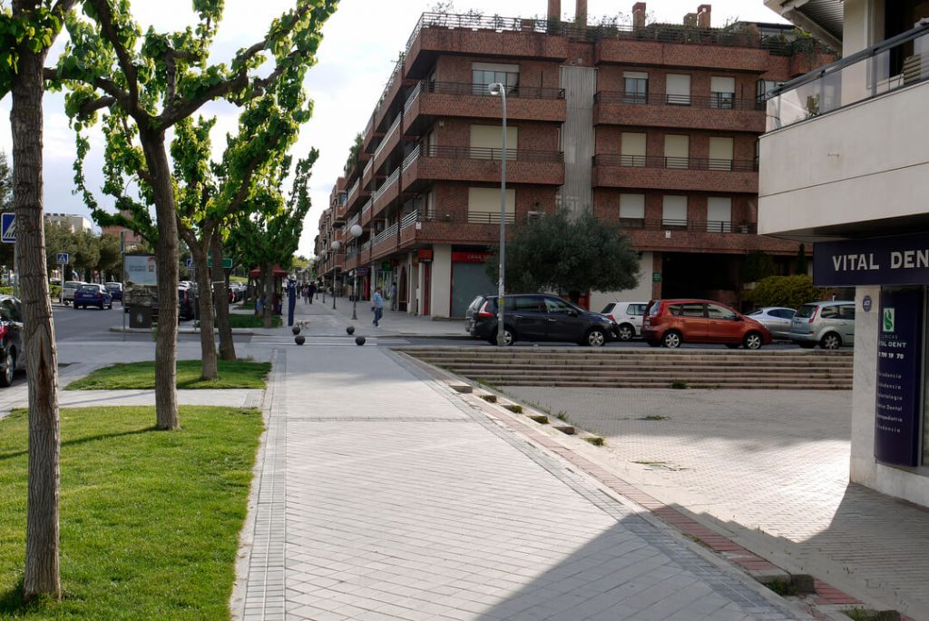 Empresas de mudanzas en Pozuelo de Alarcon