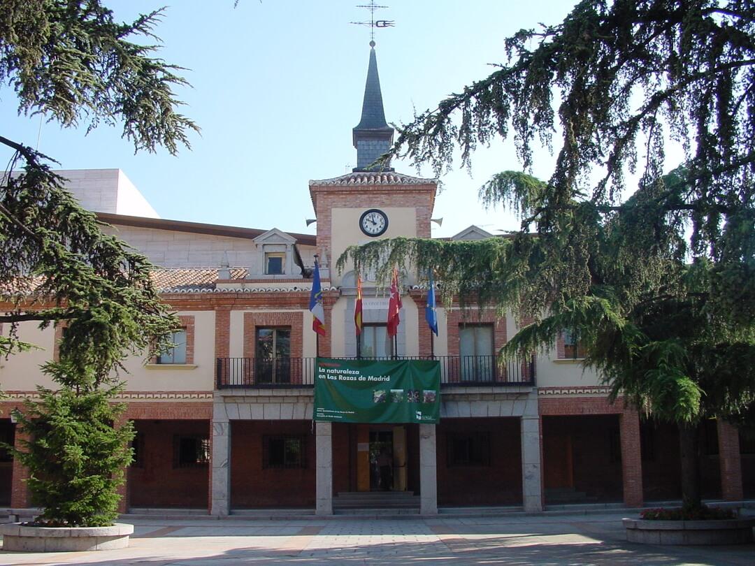 Mudanzas en Las Rozas de Madrid