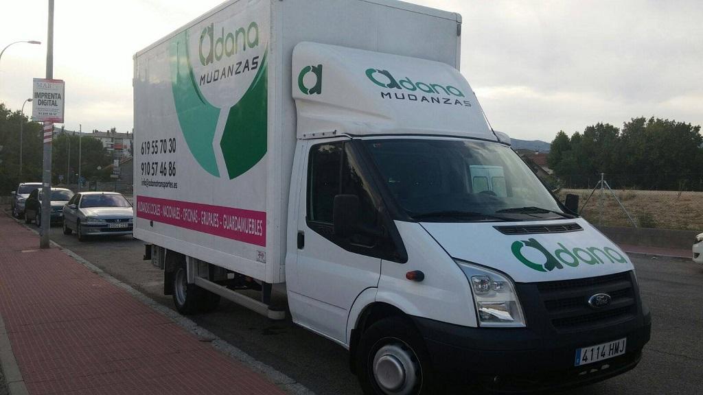 ¿Qué tipos de camiones de mudanza existen?