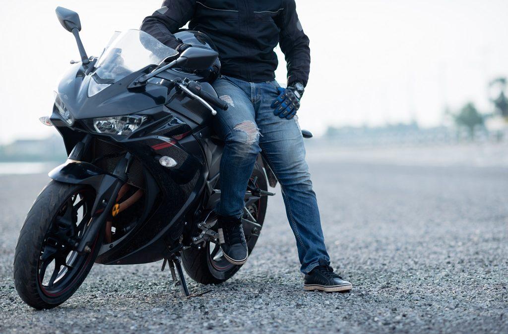 ¿Qué hacer con la moto en una mudanza?