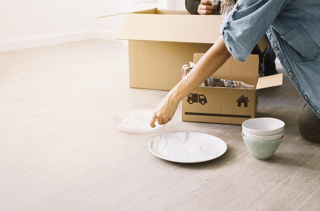 Principales ventajas de las cajas de cartón a medida para mudanzas