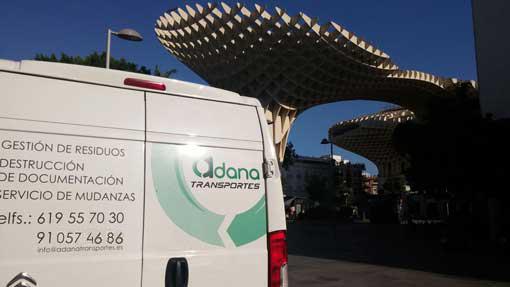 Mudanzas y transportes Madrid